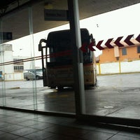 Photo taken at Central de Autobuses by XO G. on 10/12/2011