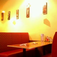 Photo taken at Thai at Corner by kristen i. on 10/12/2011