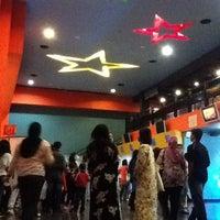 Photo taken at TGV Cinemas by pezaLzaki on 9/16/2011