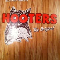 Photo taken at Hooters by Jim R. on 12/27/2010