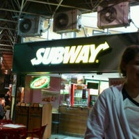 Photo taken at Subway by Felipe B. on 11/3/2011