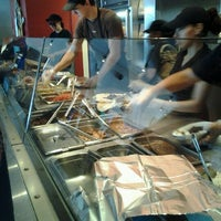 Photo taken at Chipotle Mexican Grill by Patricia N. on 12/6/2011