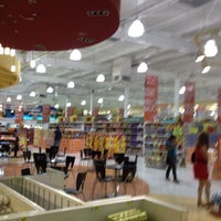 Photo taken at Mega Comercial Mexicana by Fernando N. on 3/5/2012