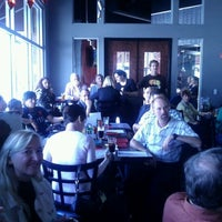 Photo taken at Square 1 Burgers & Bar by Mical J. on 11/18/2011