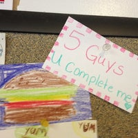 Photo taken at Five Guys by Elaine W. on 7/6/2012