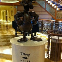 Photo taken at Disney Dream by Phil B. on 4/14/2011