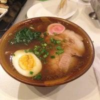 Photo taken at Sato Ramen by Tiffany V. on 7/22/2012