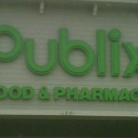 Photo taken at Publix by  Bekah  on 10/27/2011
