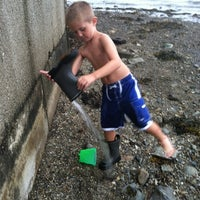 Photo taken at Searsport Shores Ocean Campground by Noah B. on 8/12/2012
