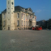 Photo taken at Grote Markt by Marc VC on 6/20/2012