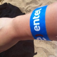 Photo taken at Entel Reñaca (Stand Verano) by Pía M. on 2/13/2012
