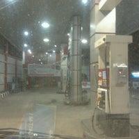 Photo taken at SPBU Pertamina 74.902.78 by Eyank V. on 10/3/2011