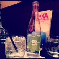 Photo taken at BOKA Restaurant + Bar by om m. on 3/6/2012