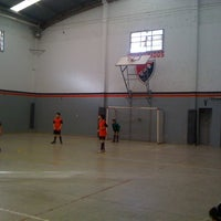 Photo taken at Club Union De Olivos by Francisco V. on 9/17/2011