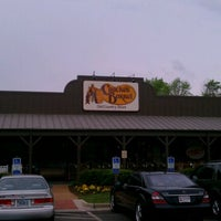 Photo taken at Cracker Barrel Old Country Store by Jeremy W. on 3/31/2012