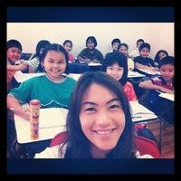 Photo taken at Kru Pi Academy by Merci P. on 4/12/2012