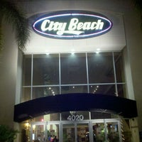 Photo taken at City Beach by TORRENCE S. on 10/9/2011