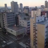 Photo taken at Jasmac Plaza Hotel by Toshikatsu H. on 5/27/2012
