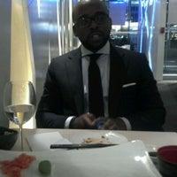 Photo taken at Ginza Sushi by Jeremy Z. on 1/19/2012