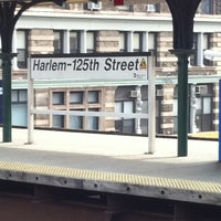 Photo taken at Metro North - Harlem - 125th Street Station by Kimberly F. on 9/21/2011