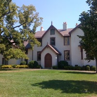 Photo taken at President Lincoln's Cottage by Kevin B. on 7/26/2011