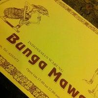 Photo taken at Bunga Mawar by Markies d. on 10/30/2011