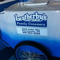 Photo taken at Leatherby's Family Creamery by Dave V. on 6/15/2012