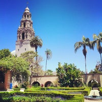 Photo taken at Balboa Park by meredith k. on 7/16/2012