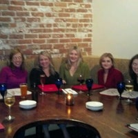 Photo taken at Lucca Restaurant & Bar by Kristen R. on 11/13/2011