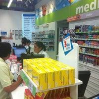 Photo taken at Farmacia San Pablo by Grigori G. on 11/21/2011