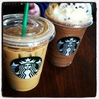 Photo taken at Starbucks by Rhianna M. on 1/3/2012