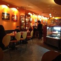 Photo taken at El Barista Caffé by Alejandro N. on 6/2/2012