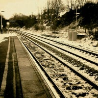 Photo taken at Whitchurch Railway Station (WCH) by Matthew P. on 2/18/2011