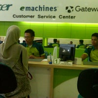 Photo taken at Acer Customer Service Center (ACSC) by maulana nugraha n. on 3/29/2011