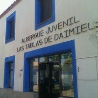 Photo taken at Albergue Rural Tablas De Daimiel by TurismoLaMancha O. on 8/22/2011