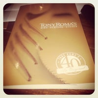 Photo taken at Tony Roma's Ribs, Seafood, & Steaks by mx510 on 8/28/2012