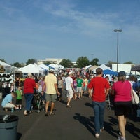 Photo taken at Topeka Farmers Market by Lori T. on 8/11/2012