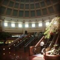 Photo taken at Chattanooga Metropolitan Airport (CHA) by Matthew B. on 8/2/2012