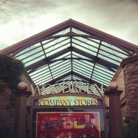 Photo taken at Woodburn Premium Outlets by Jonathan A. on 6/1/2012