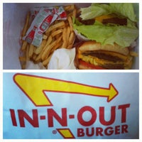 Photo taken at In-N-Out Burger by Jason S. on 6/29/2012