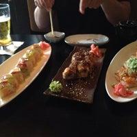 Photo taken at Nagoya Sushi by Scott James R. on 6/16/2012
