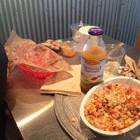 Photo taken at Chipotle Mexican Grill by Bridget R. on 7/28/2012