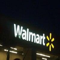 Photo taken at Walmart by Jose Antonio on 6/17/2012