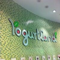 Photo taken at Yogurtland by Fabio R. on 3/26/2012