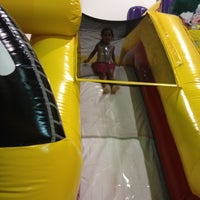 Photo taken at Jump!Zone - Niles by Jose H. on 8/19/2012