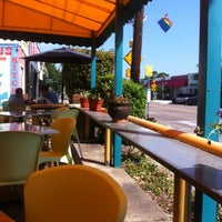 Photo taken at Cafe Brazil by Mike L. on 6/18/2012