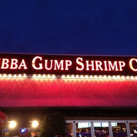 Photo taken at Bubba Gump Shrimp Co. by Rebecca M. on 6/16/2012