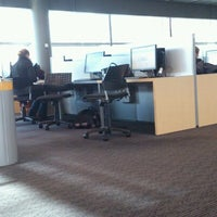 Photo taken at Kate Edger Information Commons by Himeka A. on 7/29/2012