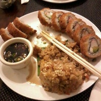 Photo taken at Maneki Neko by Carolina P. on 6/23/2012