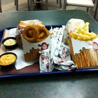 Photo taken at Burger King by Marcel C. on 5/1/2012